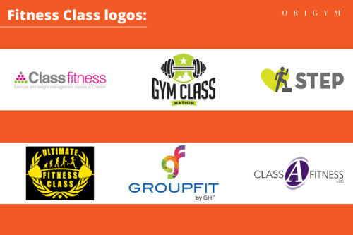 fitness class logo image