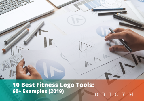 Fitness Logo tools Banner