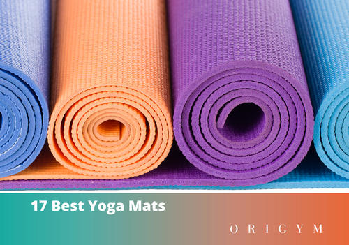 17 Best Yoga Mats Definitive List 2019 Origym