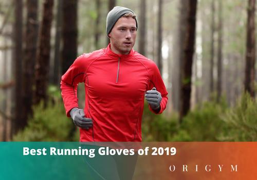 Men Women Thermal Reflective Sport Gloves Walking Sports Running  Screen US