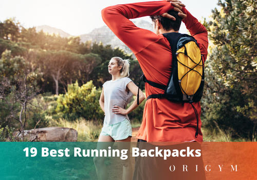Running backpack image