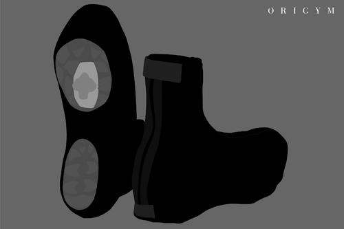 overshoes for cycling in winter