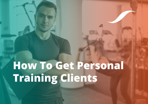 How to get personal training clients header image