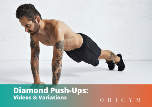 diamond push-up header image