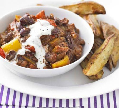 bbc good food veggie chilli