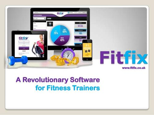 personal trainer software fitfix logo