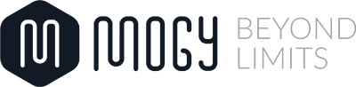 personal trainer software logo mogy