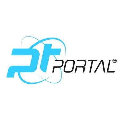 personal trainer software logo pt portal