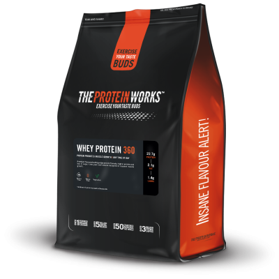 The protein works running supplements recovery