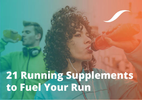 Supplements for runners Banner