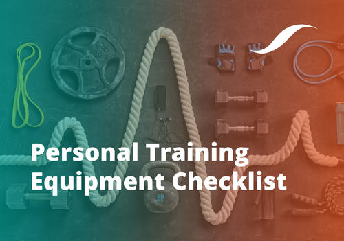 Personal training equipment banner image