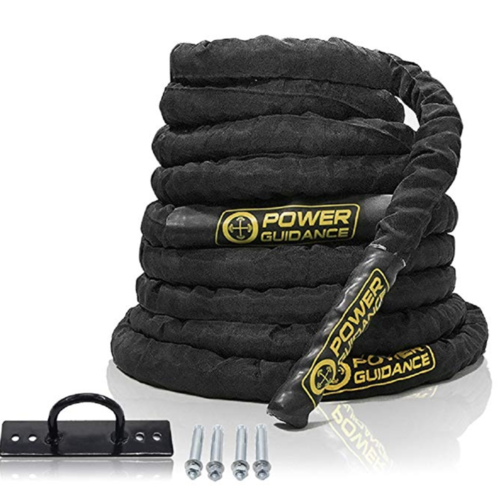 Battle Rope for personal trainers image