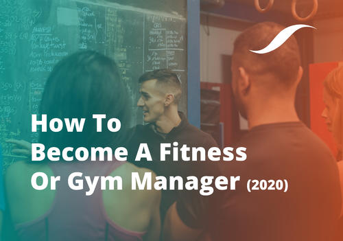 gym manager salary banner image