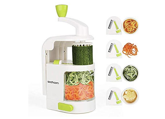 spiralizer image christmas gifts for personal training clients