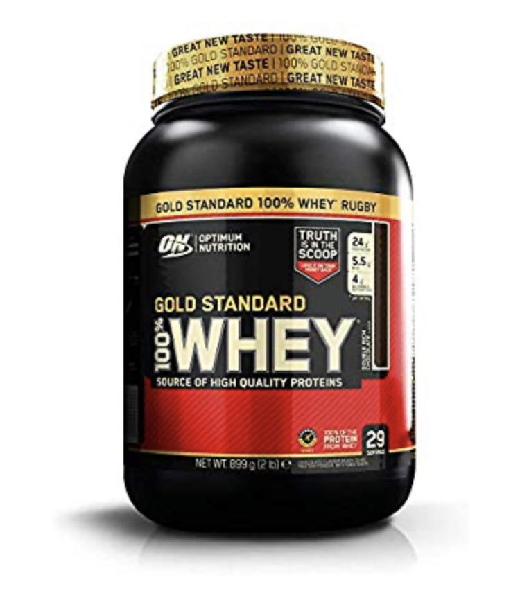 gifts for personal training clients whey protein image