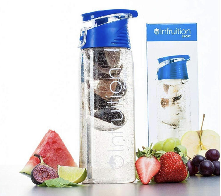 personal training gifts for clients water bottle image
