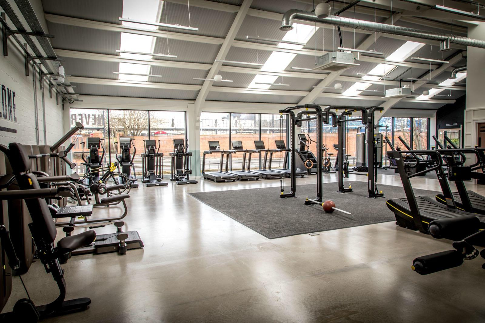 Fitness Space low cost fitness franchise image