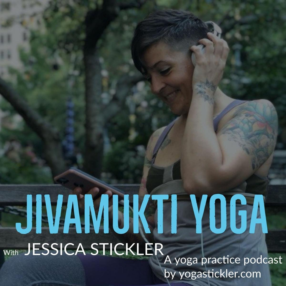 yoga teacher podcast image