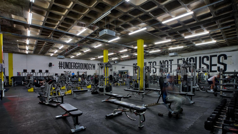 13 Best Gyms in Brighton (UK) | OriGym