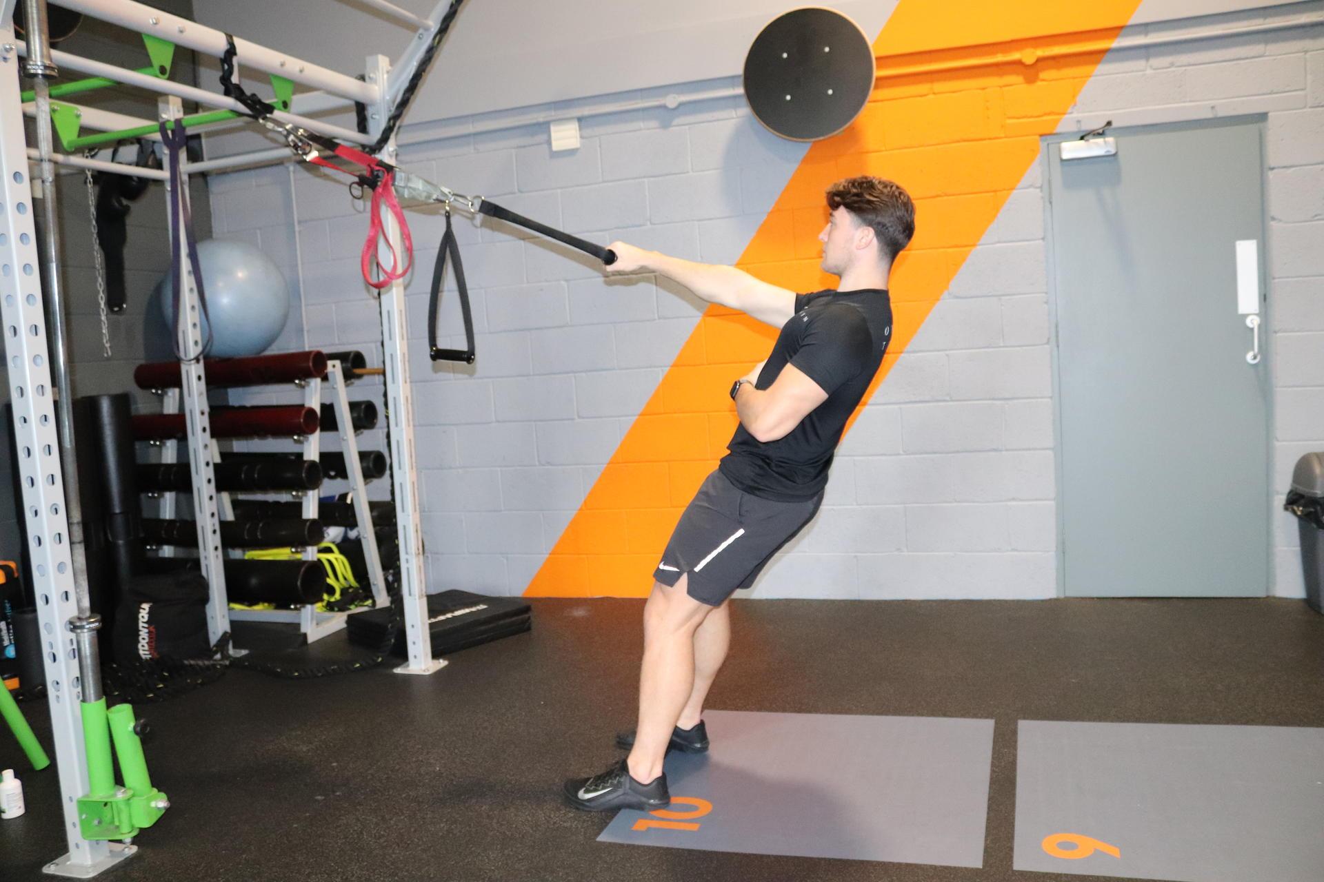 trx training exercise video