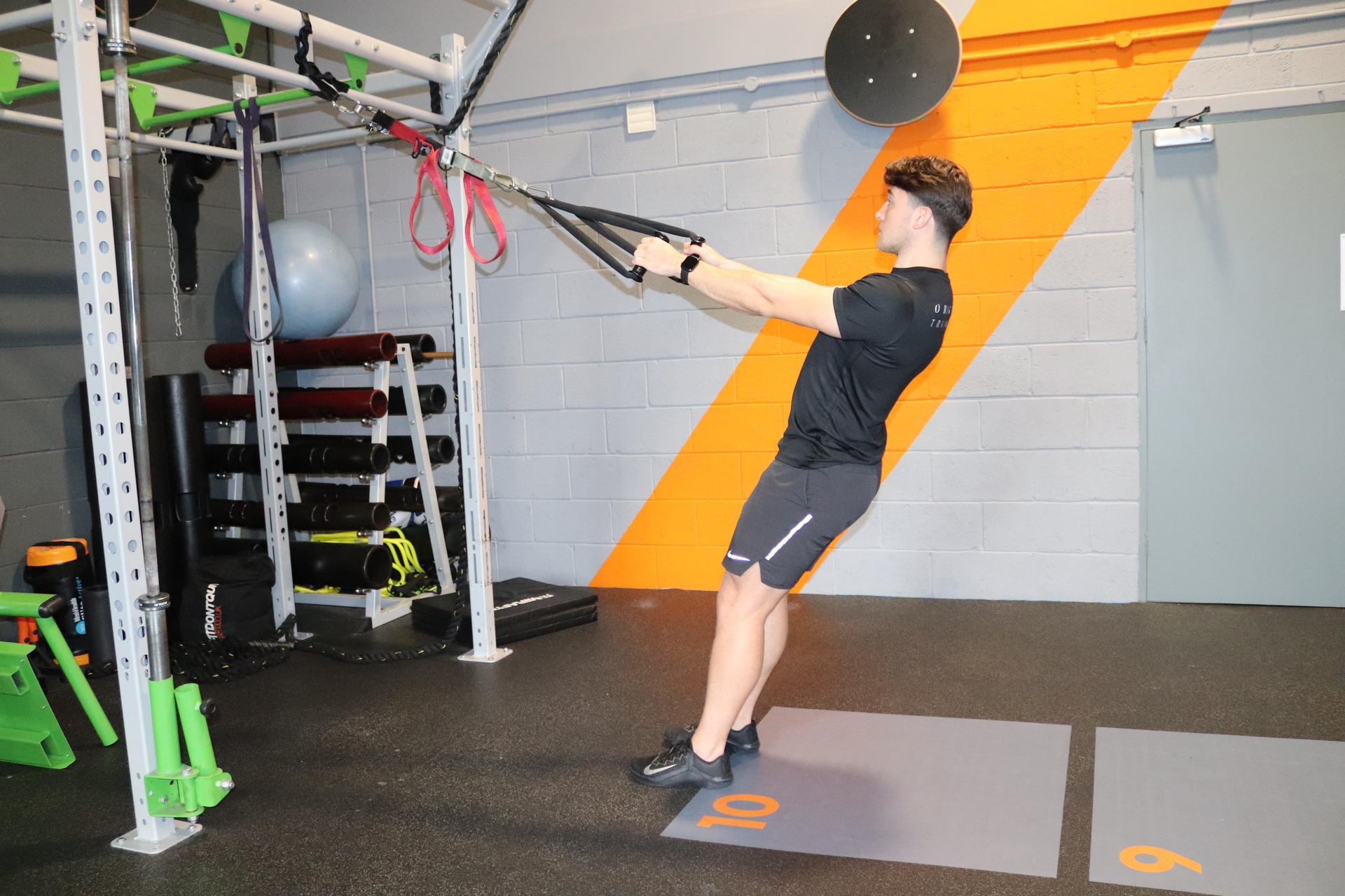 trx rope exercises