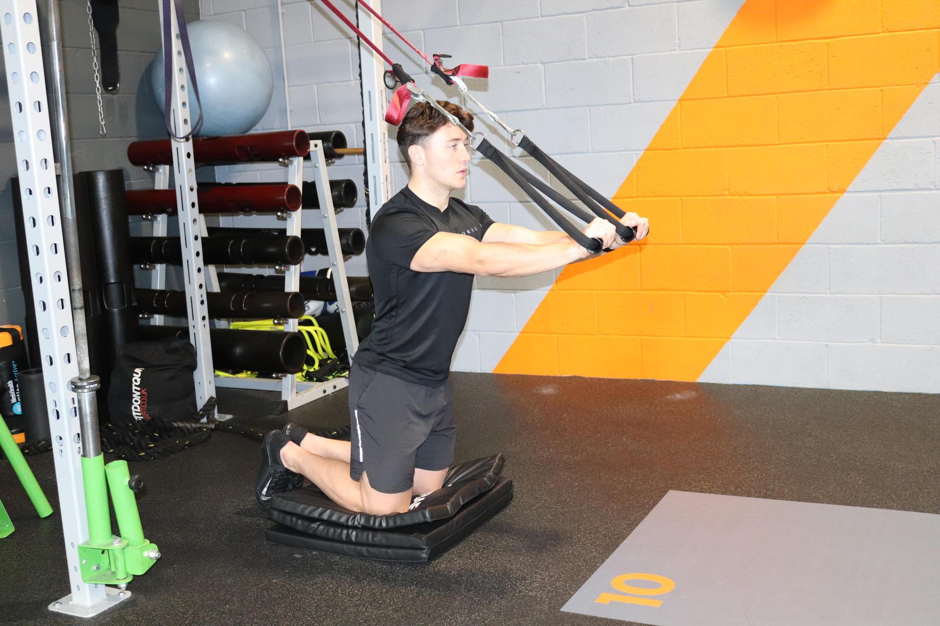 trx fitness exercises