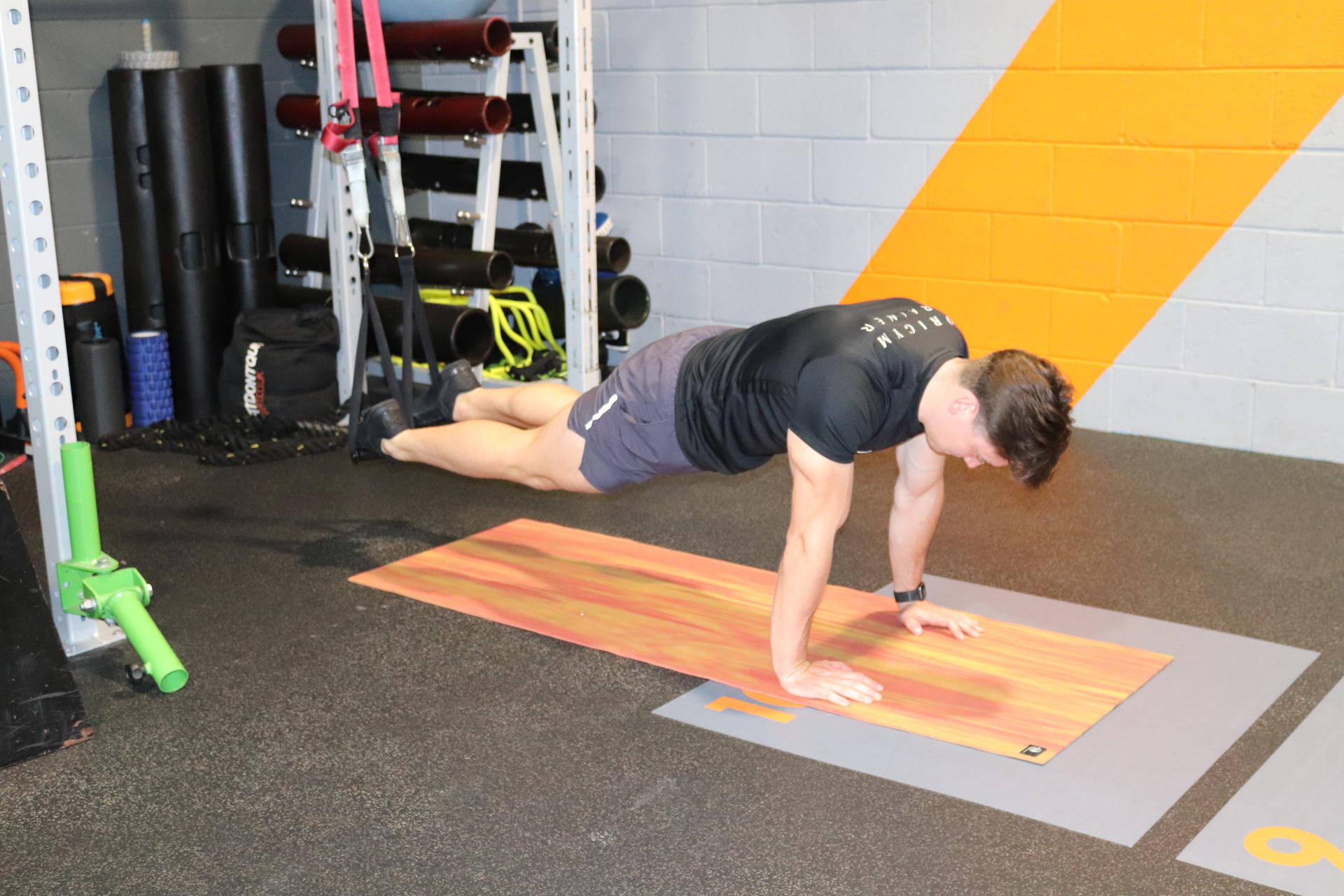 trx suspension training exercise videos
