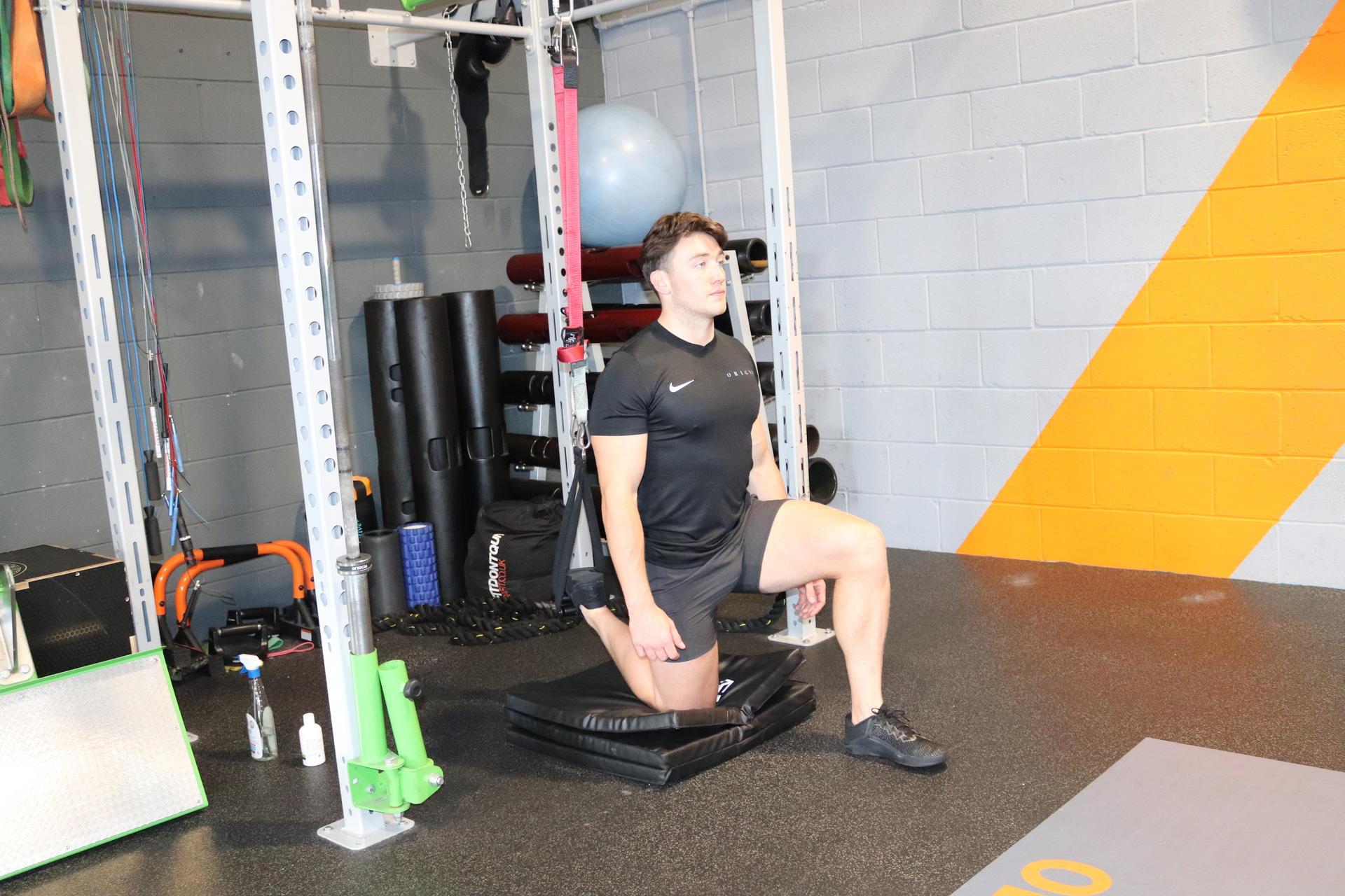 trx training exercises for beginners