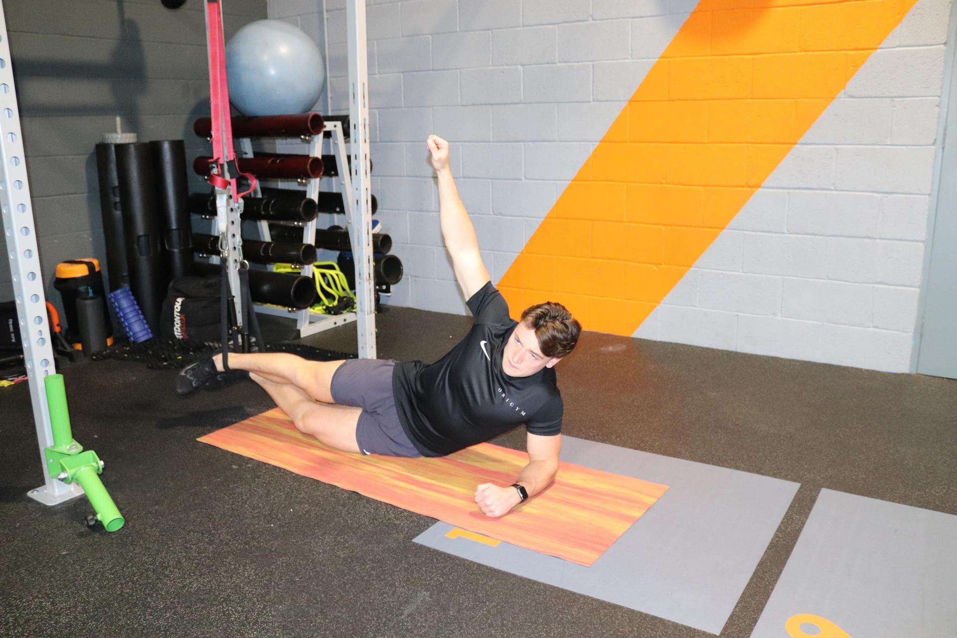 trx exercises list