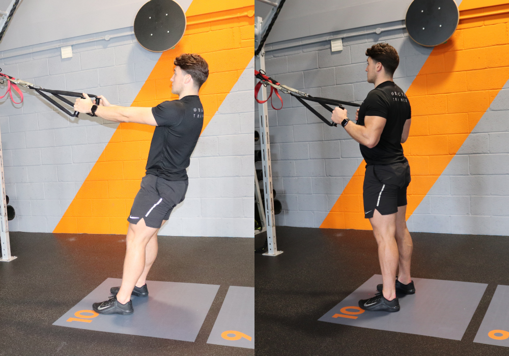 exercises for trx