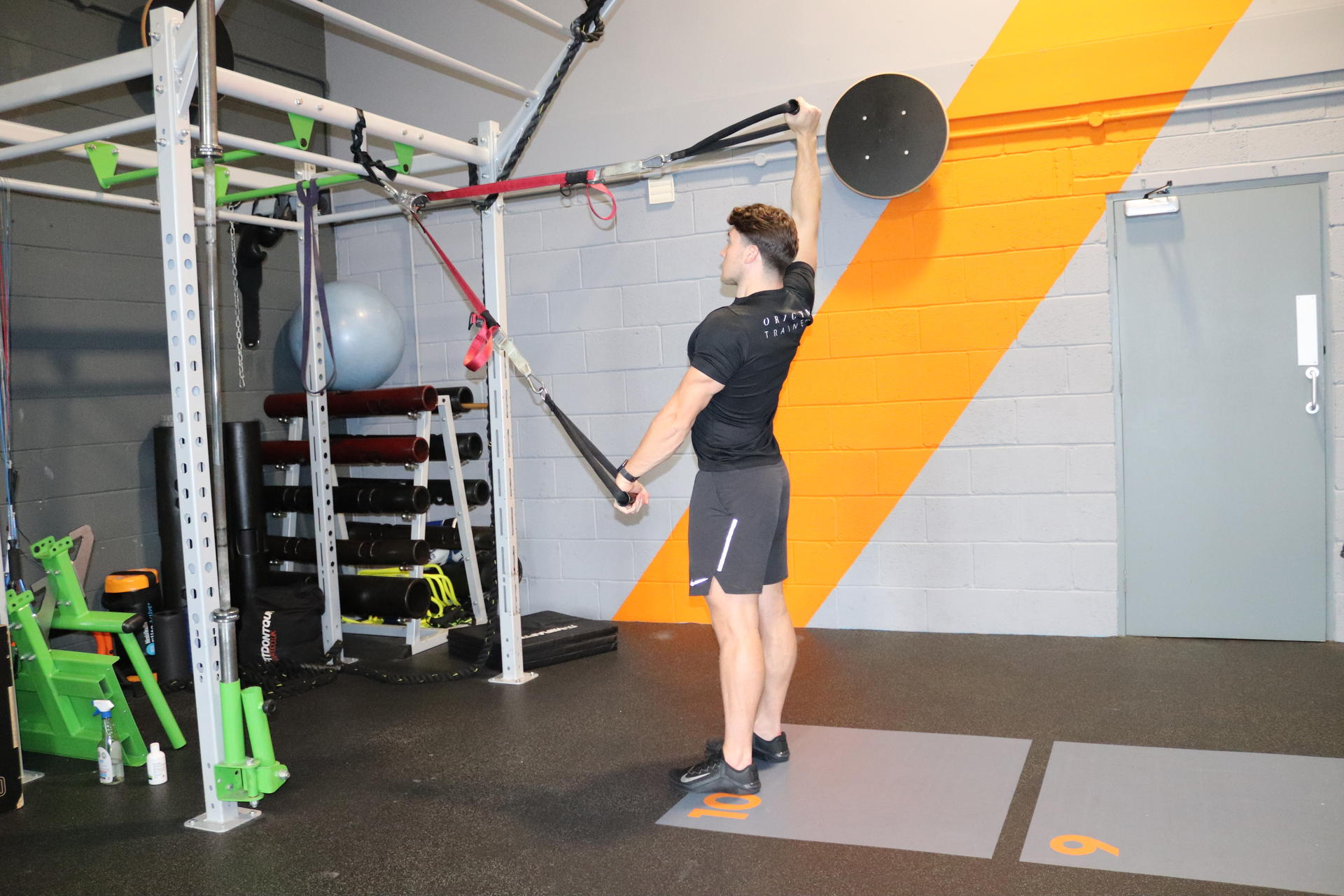 trx warm up exercises