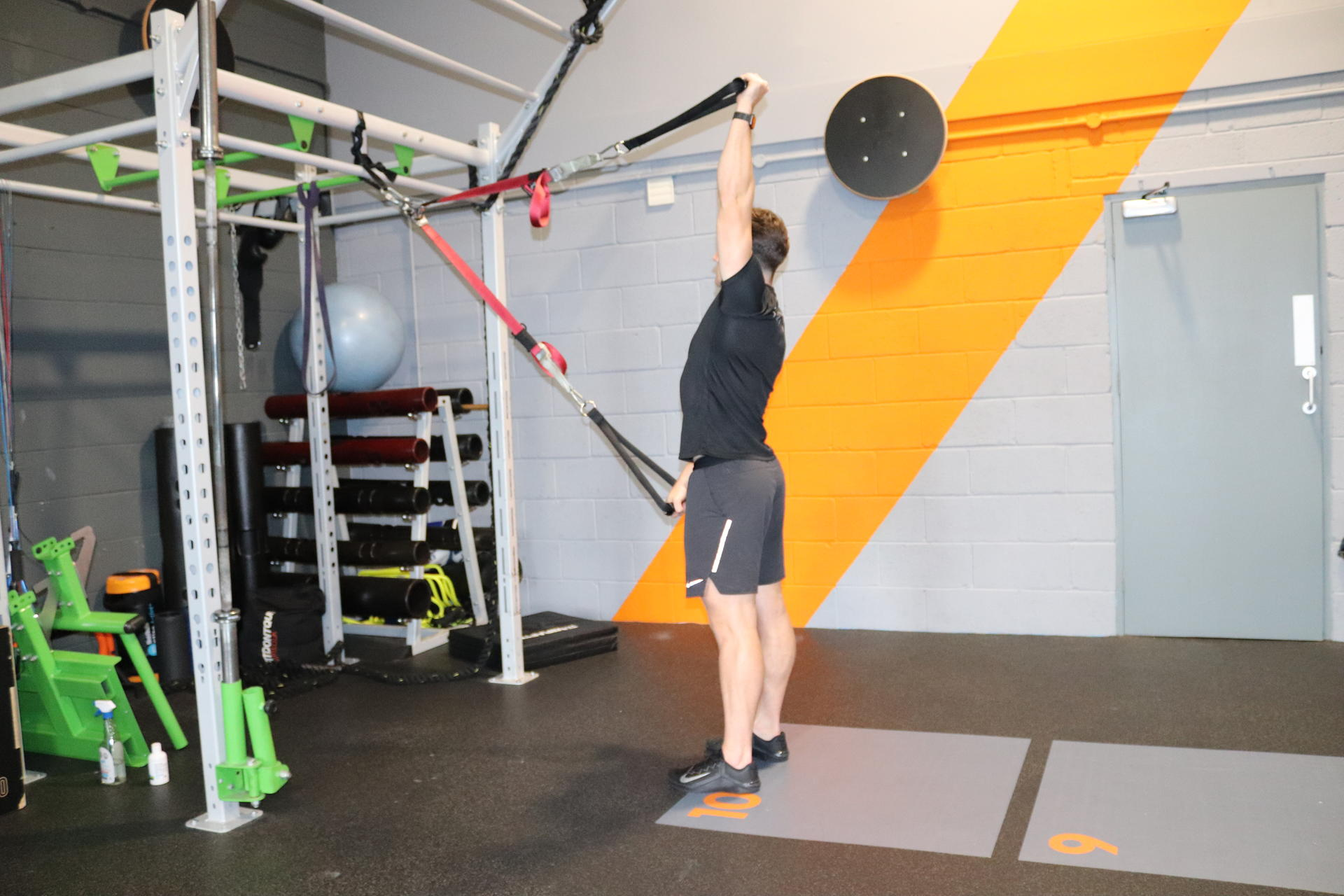 trx trainer exercises