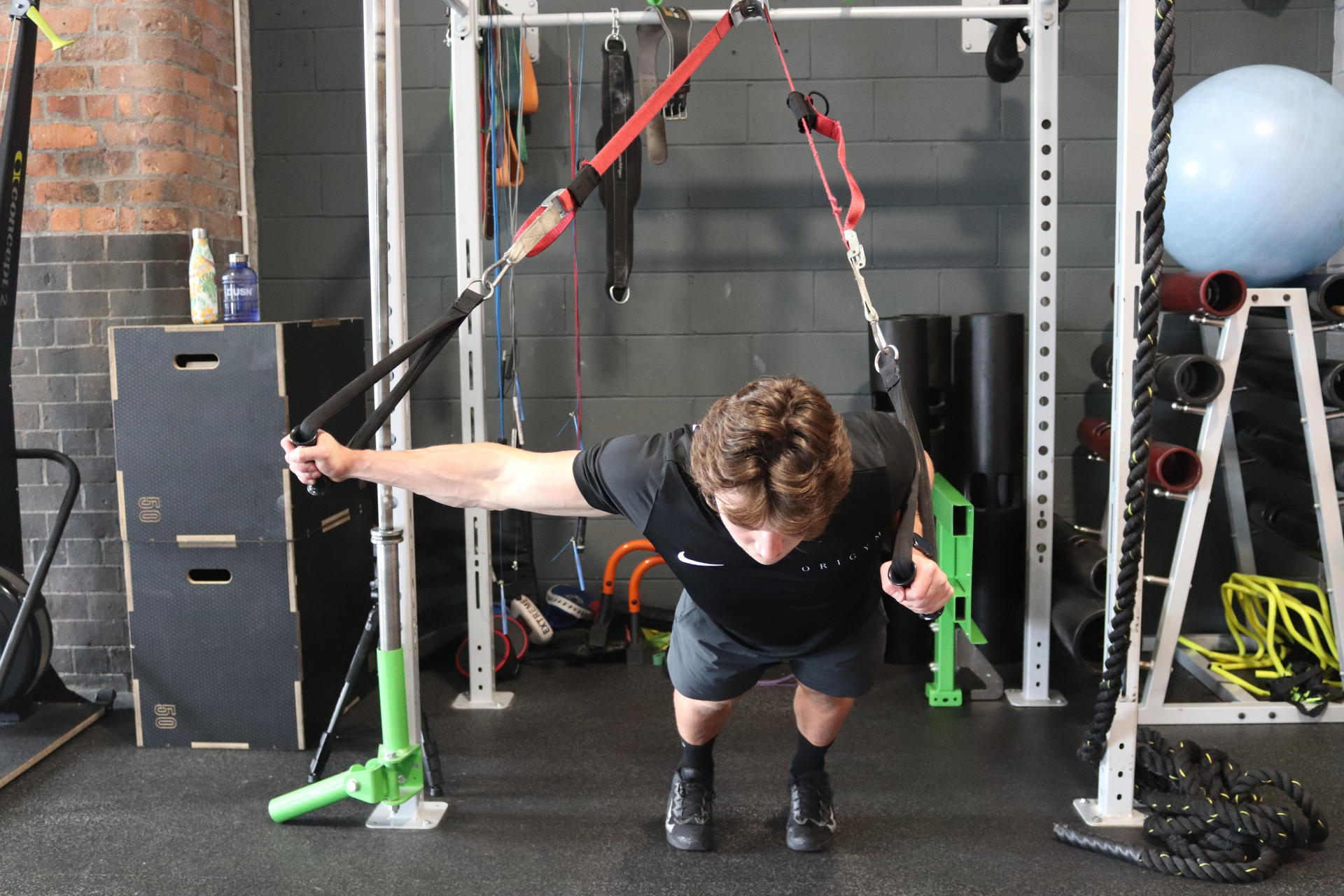 exercises for trx image