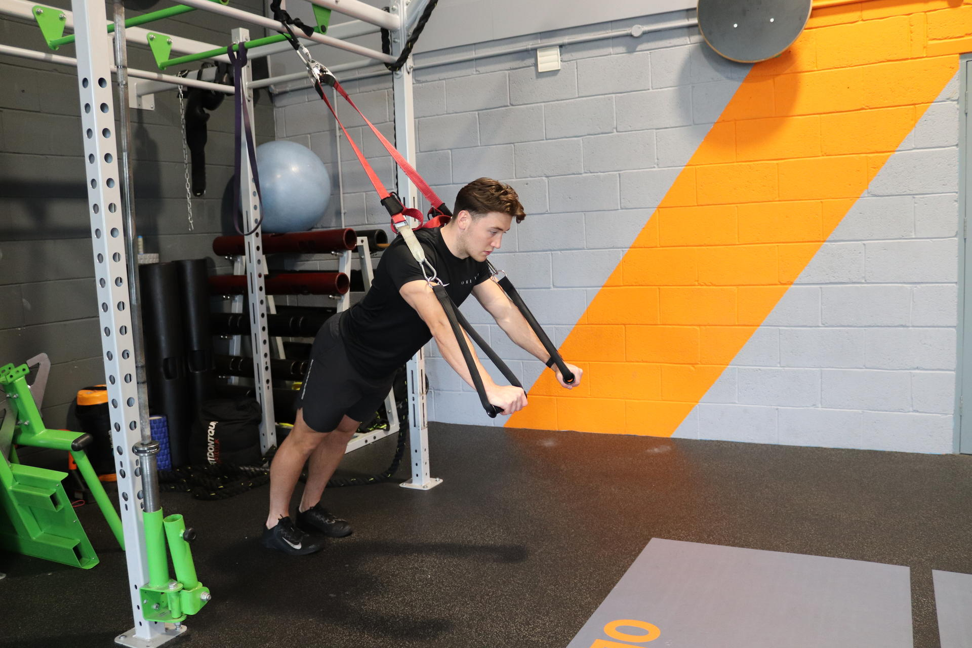 Trx suspension training exercises