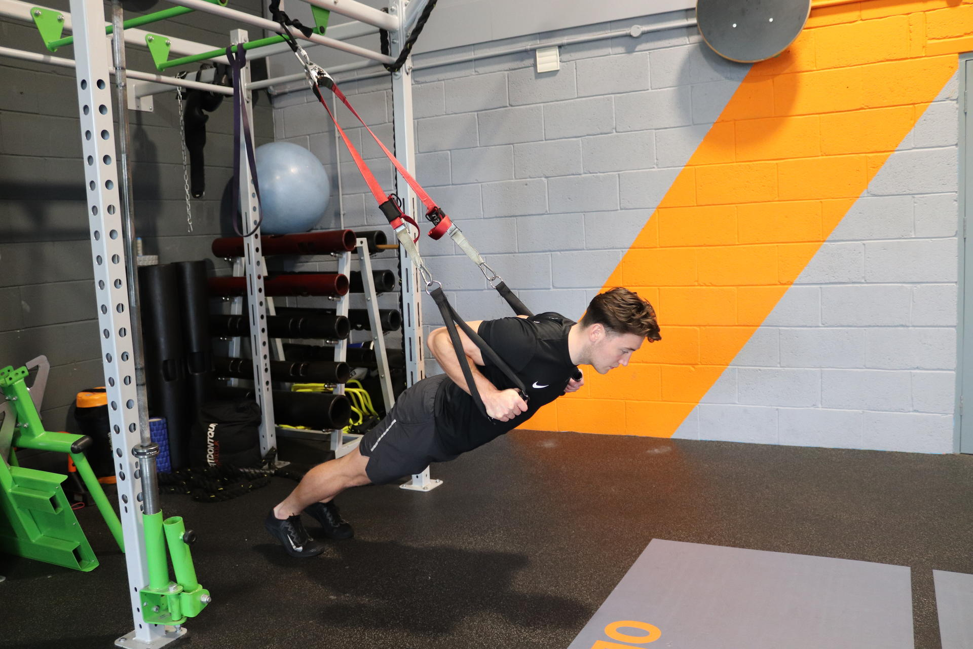 best trx exercise image