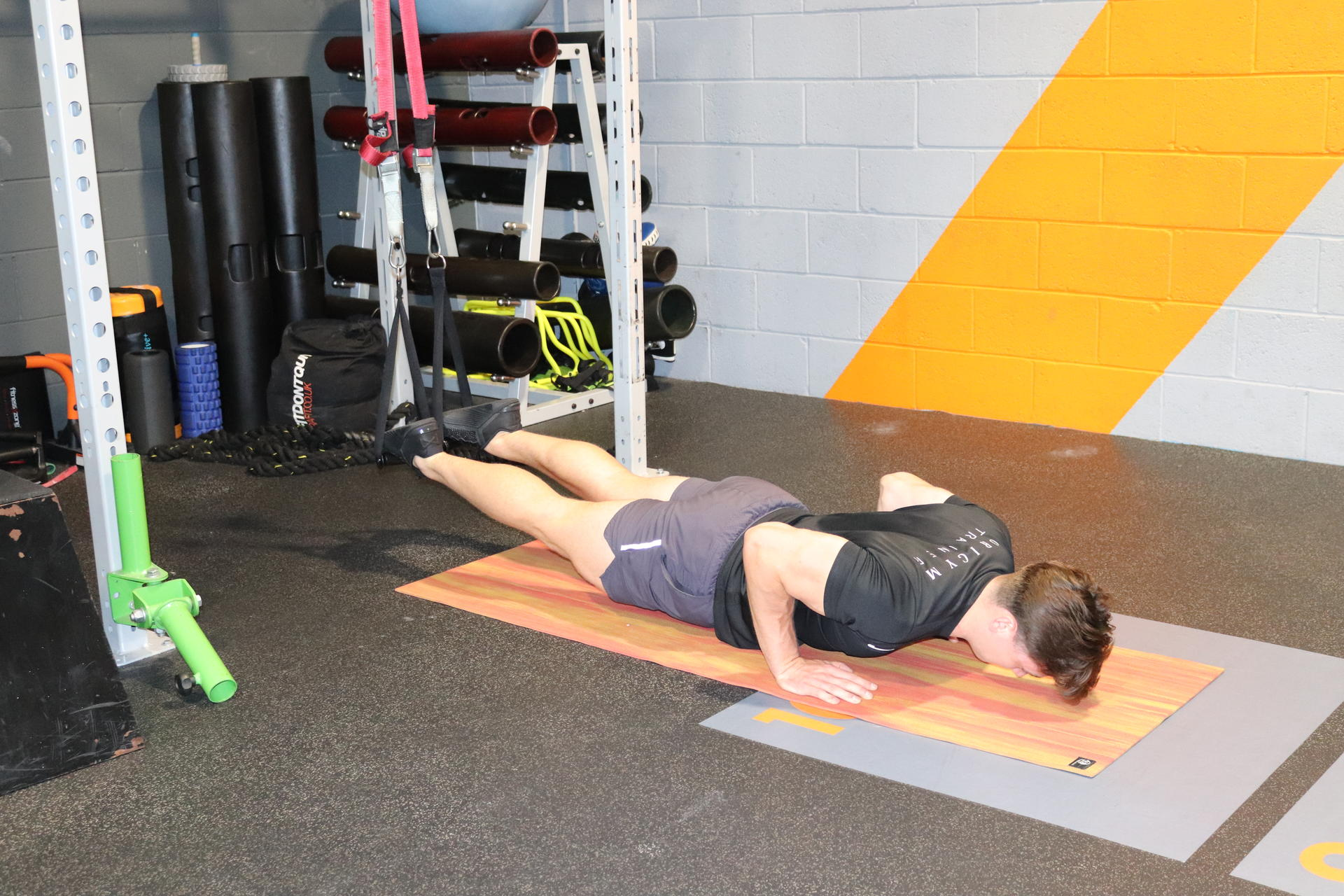Trx training exercises for beginners image