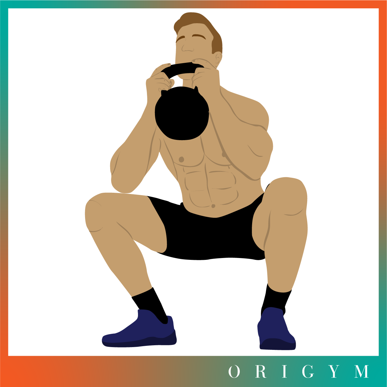 benefits of kettlebell leg exercises image