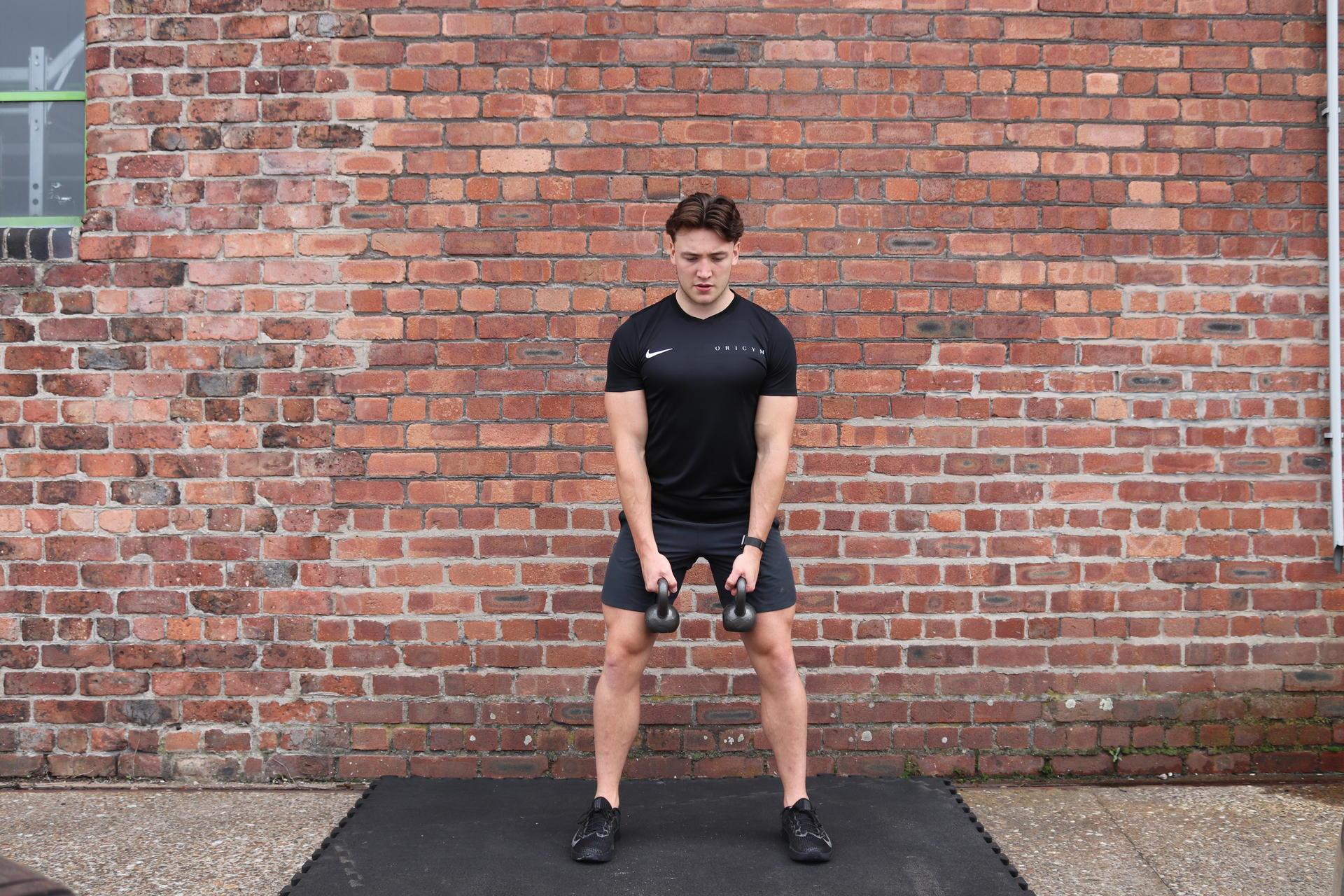 best kettlebell leg exercises