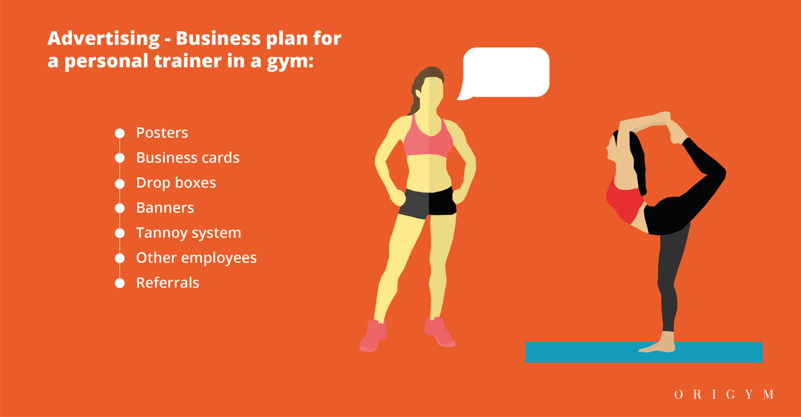 personal trainer business plan gym examples advertising marketing samples